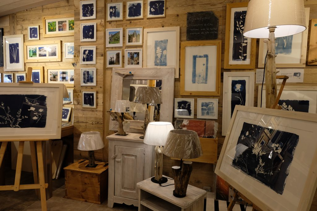 La Galerie de Cho