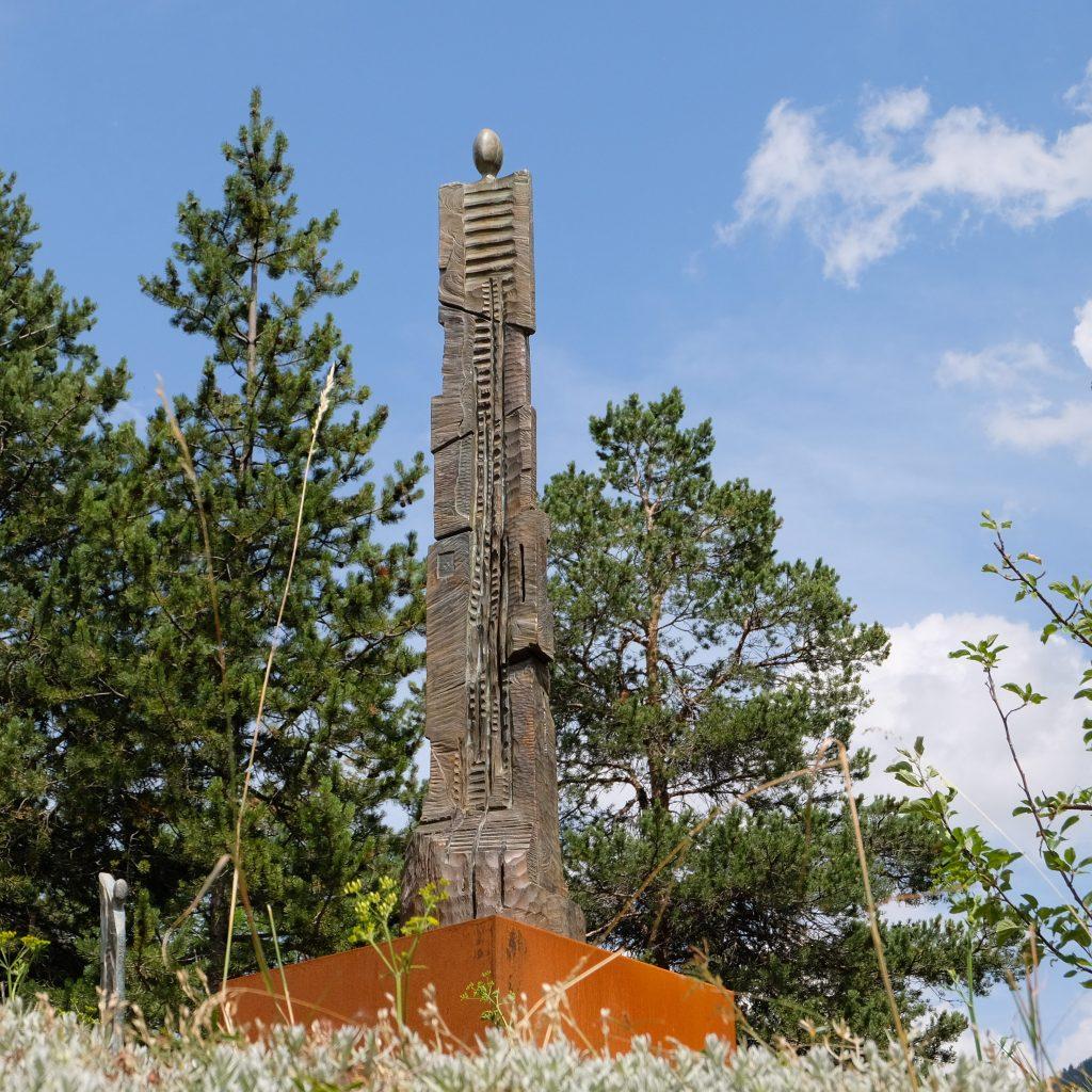 Le Jardin du Sculpteur Ollagnier